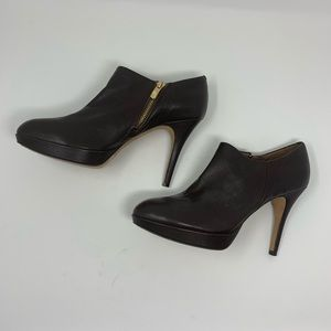 Vince Camuto Elvin Ankle Platform High Heel Bootie